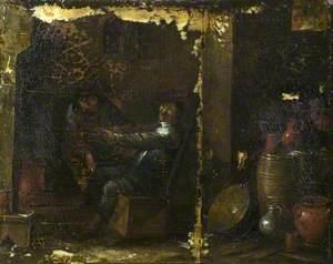 Interior, Tavern Scene