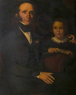 John Biggs (1801–1871), MP, and His Nephew Arthur Biggs