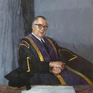 Professor E. J. Richards (1914–1995), Vice-Chancellor of Loughborough University (1967–1975)