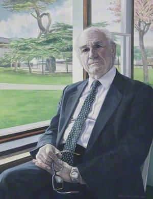 Sir Clifford Butler (1922–1999), Vice-Chancellor of Loughborough University (1975–1985)
