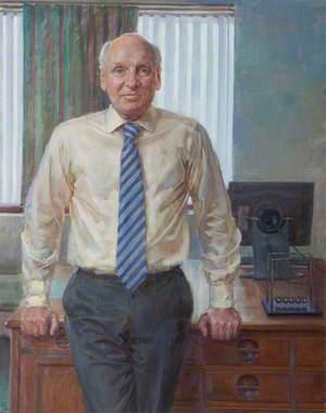 Sir David Wallace (b.1945), Vice-Chancellor of Loughborough University (1994–2006)