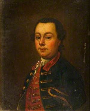William Richard Middlemore of Grantham and Somerby Hall (1731–1772)