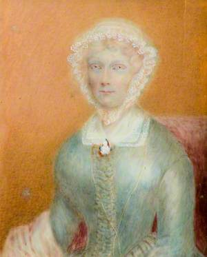 Mrs Susanna Middlemore of Orston Hall (c.1770–1849), Wife of William Richard Middlemore of Nottingham