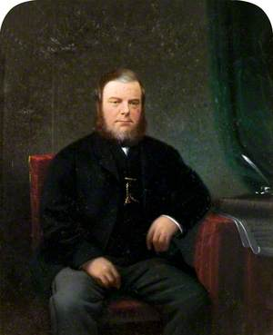 William Virtue Ellis, Landlord of the 'Lord Nelson' Pub during the Nineteenth Century