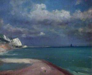 Approaching Storm, Dover, Kent
