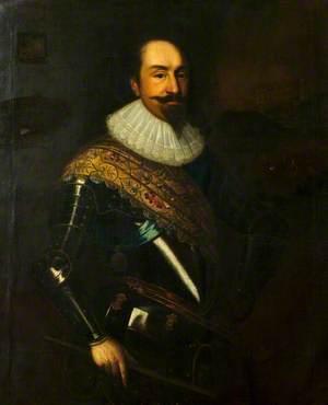 Robert Bertie (1582–1642), Earl of Lindsey