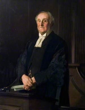 John Thomas Tweed (1823–1910), Town Clerk of Lincoln (1855–1905)