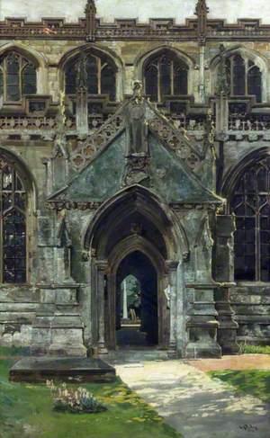 Church, Brant Broughton, Lincolnshire