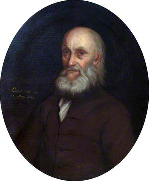 Reverend John Cunnington