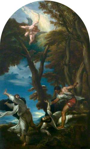 Saint Peter, Martyr