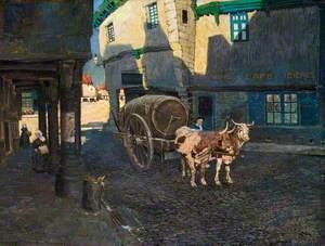 Breton Oxcart