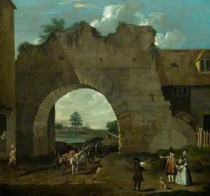 Newport Arch, Lincoln