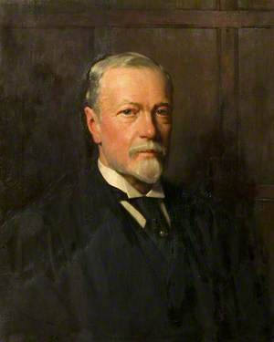 Alfred Shuttleworth (1843–1925), JP for Lincoln