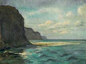 Boulby Cliffs, Yorkshire