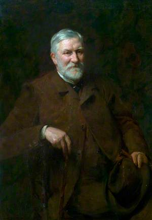 Alexander S. Leslie Melville of Lincoln (d.1881)