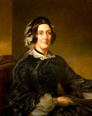 Maria, Widow of Charles Delaet Waldo Sibthorp
