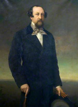 Gervaise Tottenham Waldo Sibthorp (1815–1861)