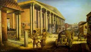 Roman Bailgate, Lincoln
