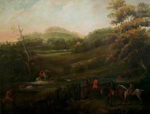 The Billesdon Coplow Run, Leicestershire