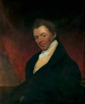 Portrait of a Gentleman of the Herrick Family
