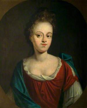Portrait of a Young Lady of the Herrick Family