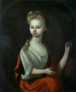 Portrait of a Girl of the Herrick Family