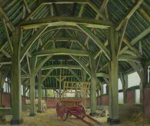Barn at Sheepy Magna, Leicestershire