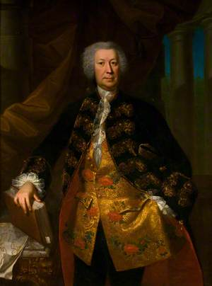 Ambassador John Burnaby (1701–1774), Minister to the Swiss at Turin (1743–1749)
