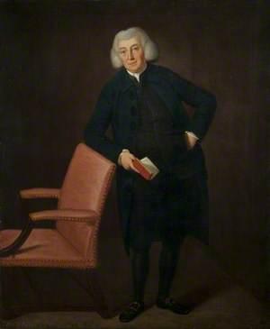 Reverend Andrew Burnaby (1734–1812)