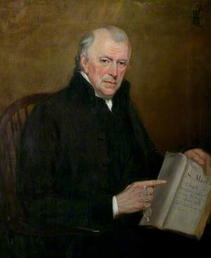 Dr Thomas Ford (1742–1821)