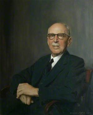 Victor Robert Pochin, CBE, JP, DL, Chairman of Leicestershire County Council (1960–1961)