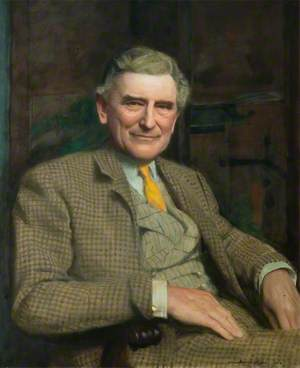 Colonel Philip Henry Lloyd, CBE, TD, JP, DL, Chairman of Leicestershire County Council (1961–1974)