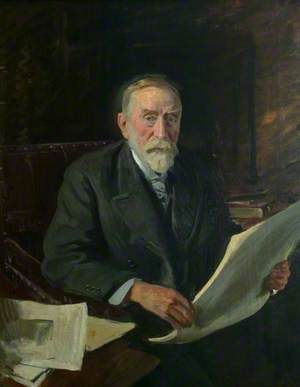 Sir Thomas Cope (1840–1924), Bt, DL, Chairman of Leicestershire County Council (1908–1922)