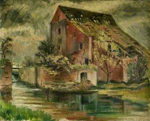 Paper Mill at Washdyke Bridge, Evedon, Lincolnshire