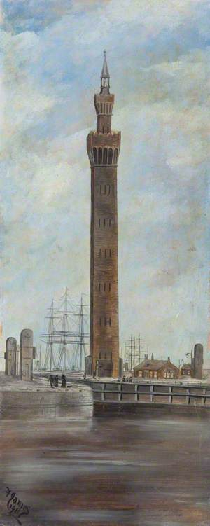 Royal Dock Tower, Grimsby, Lincolnshire