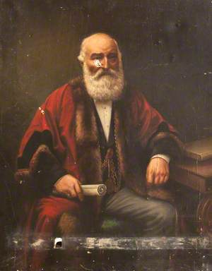 Dr Thomas Bell Keetley, Mayor of Grimsby (1883–1884)