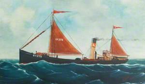 The 'Albatross', GY 279, Homeward Bound