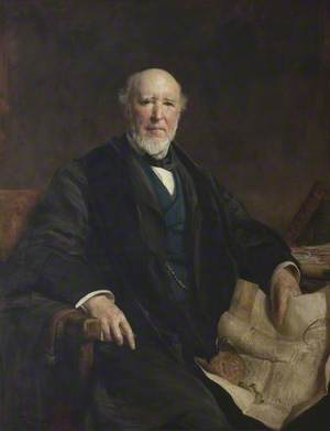 William Grange (1861–1913), Town Clerk of Grimsby