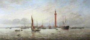 Grimsby Docks, Lincolnshire