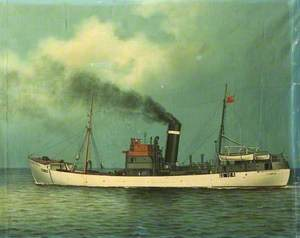 'Northern Pride', Arctic Trawler, Built in Germany for 'Northern Trawlers', Grimsby