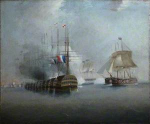 The Battle of the Nile, 1–2 August 1798