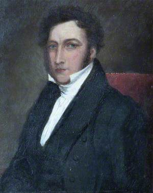 'The Commodore', Charles Anderson-Pelham (1781–1846), 1st Earl of Yarborough