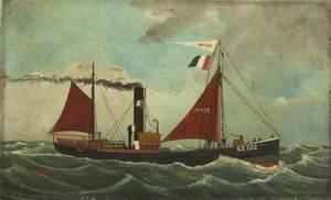The 'Saxon', GY722, Outward Bound