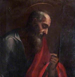Saint Jerome Contemplating the Crucifix