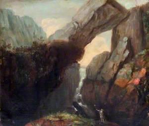 Falls of Terni (Rock of Ages)