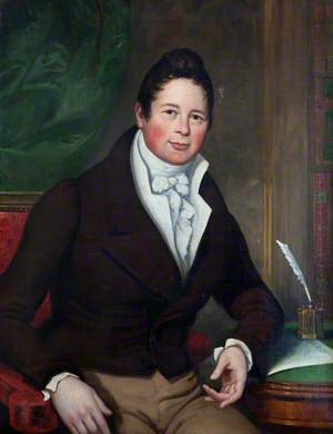 Henry Fryer (1762–1823), Surgeon, Founder and Benefactor of Stamford and Rutland Hospital