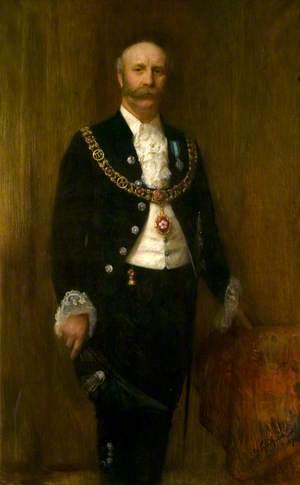 Sir Herbert Marshall (1851–1918), Mayor of Leicester (1896–1897)
