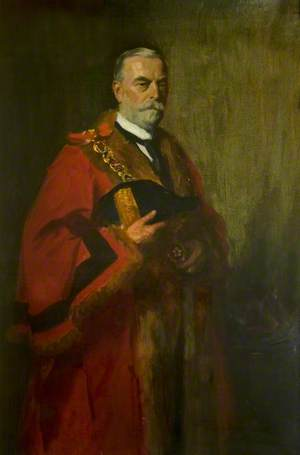 Alderman Sir Jonathan North (1855–1939), JP