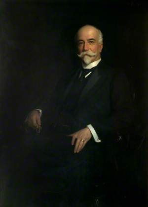 Sir William Wilkins Vincent (1843–1916), Mayor of Leicester (1902 & 1910)