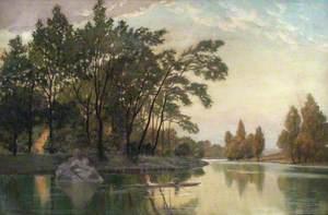 Alexandra Palace Lake